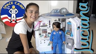 Luciana's Mars Habitat - American Girl | Grace's Room