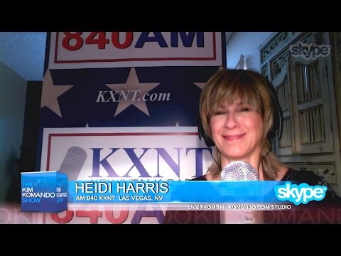 'Brand New or Not True' with guest Heidi Harris from NewsRadio 840 AM KXNT.