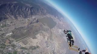 Skydive Elsinore Tracking Jump 1-29-2017