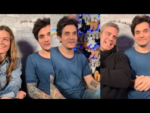 Download Current Mood S02 E01 - John Mayer Instagram Live (1/27/19) Special Guest Andy Cohen & Maggie Rogers