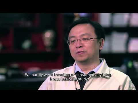 ZFEP2014 Lifetime Achievment Award Winner - Mr. Wang Chuan Fu