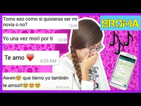 BROMA A MI MEJOR AMIGO CON LETRA DE CANCIÓN ¡SALE MAL! ♥ Lulu99