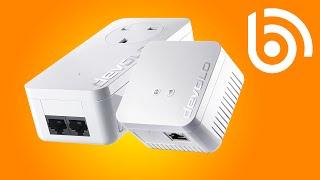 How to set up a devolo 550 WiFi HomePlug Starter Kit