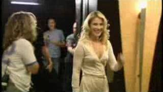 "NBC ""Heroes"" Promo Video: Taste Test - Ali Larter"