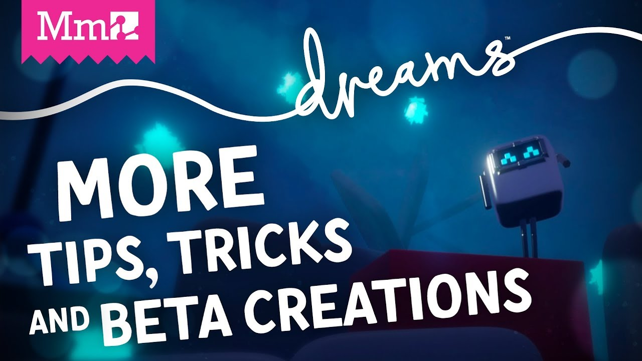Dreams Beta Creations Prove the Community Is Incredibly Resourceful