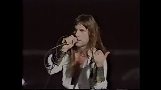 Iron Maiden - Live in Paris 1986/11/29 [60fps]