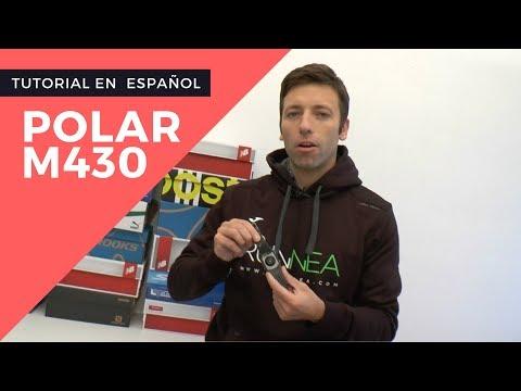 Polar M430 tutorial en español ?
