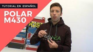 Polar M430 tutorial en español ⌚