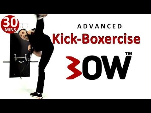 BOW: Kick-Boxercise Workout | ADVANCED