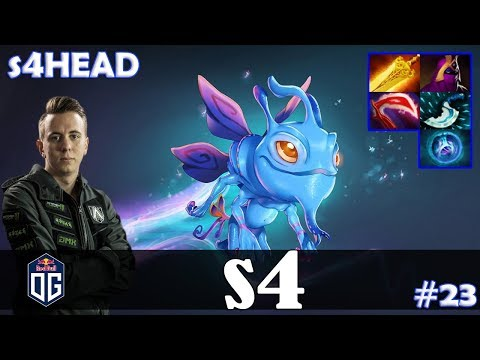 s4 - Puck MID | s4HEAD | Dota 2 Pro MMR Gameplay #23