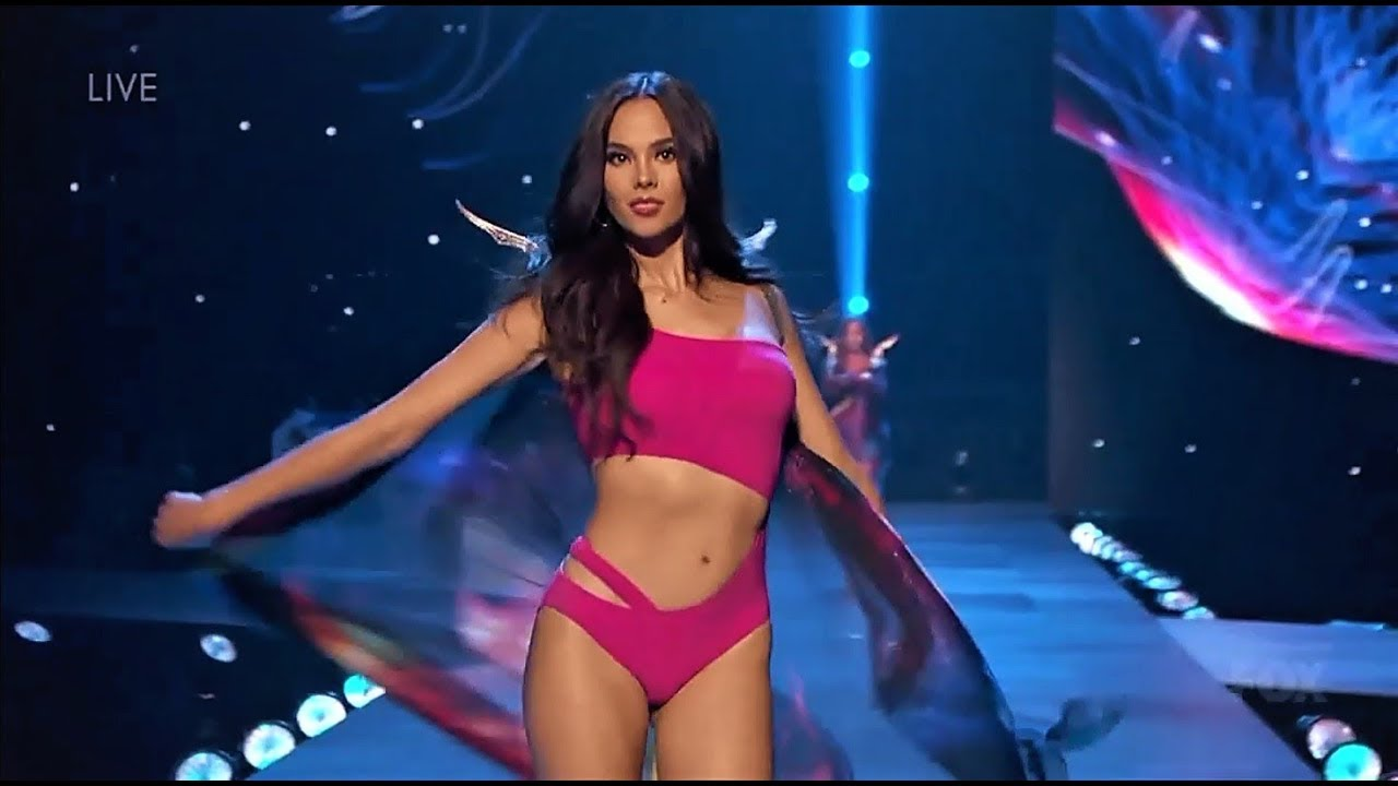 Hd Full Performance Catriona Gray Miss Universe 2018