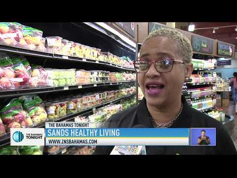 HEALTH MINISTER ADDRESSES HEALTHY LIVING IN THE BAHAMAS