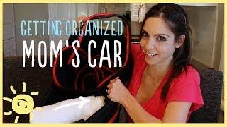 TIPS   GETTING ORGANIZED: MOM'S CAR