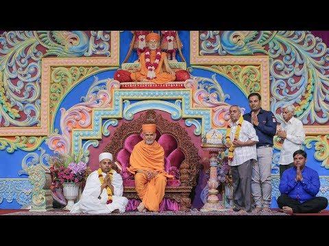 Guruhari Darshan 23-24 Jun 2018, Sarangpur, India