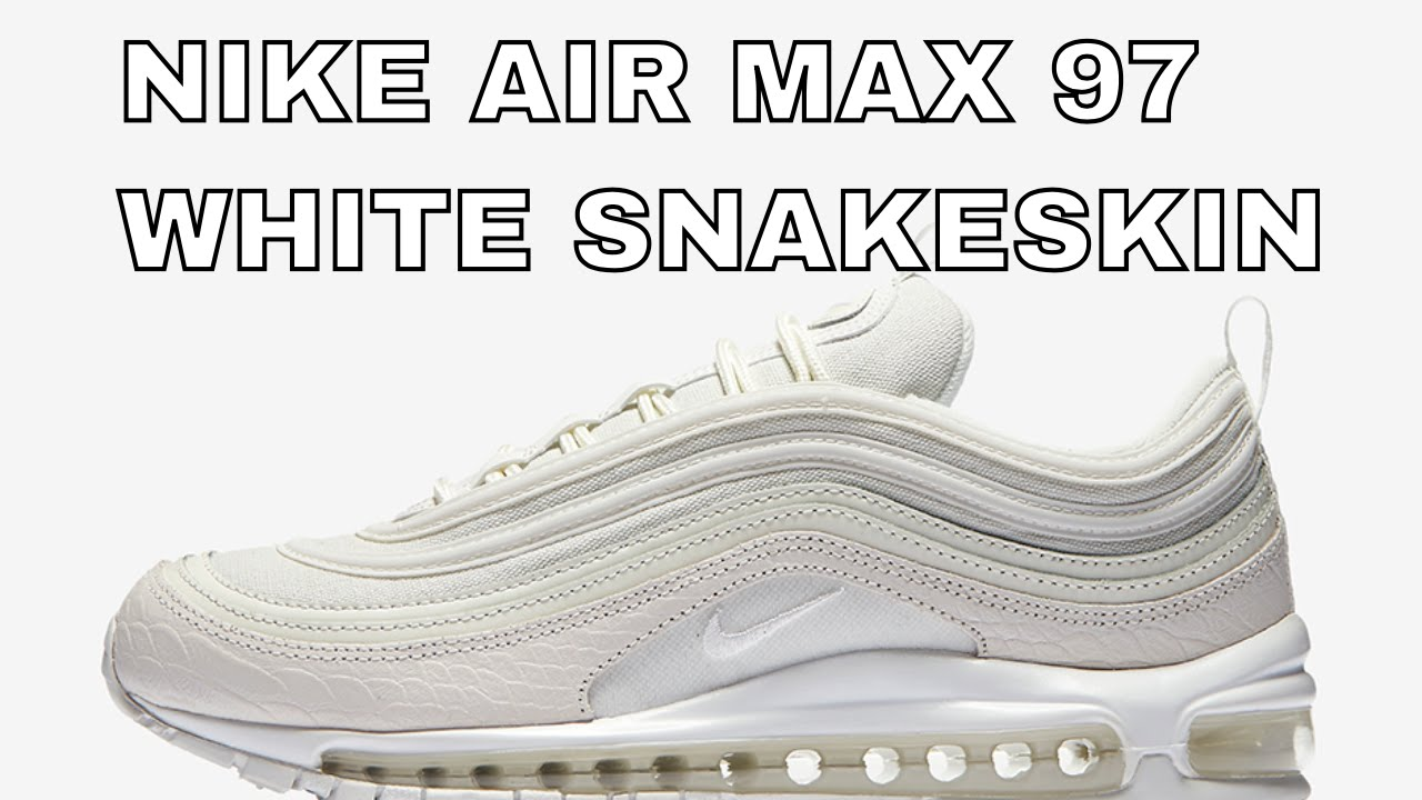 Men's Air Max 97 Lifestyle Shoes. Cheap Nike SA.