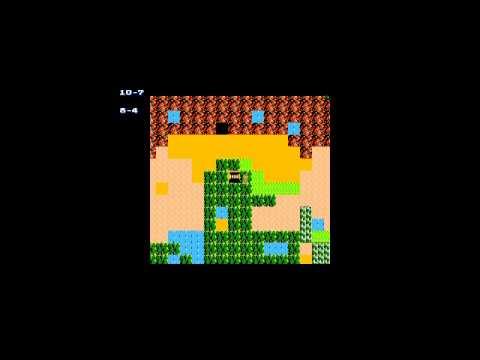 Blitz Basic programming - Zelda 2 overworld movement