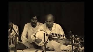 Pandit Jotin Bhattacharya-Sarod with Pandit Samta Prasad-Tabla