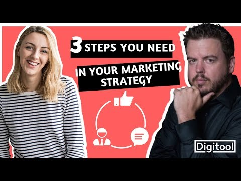3 Steps You NEED to Include in Your Marketing Strategy with Josh Latimer, SendJim