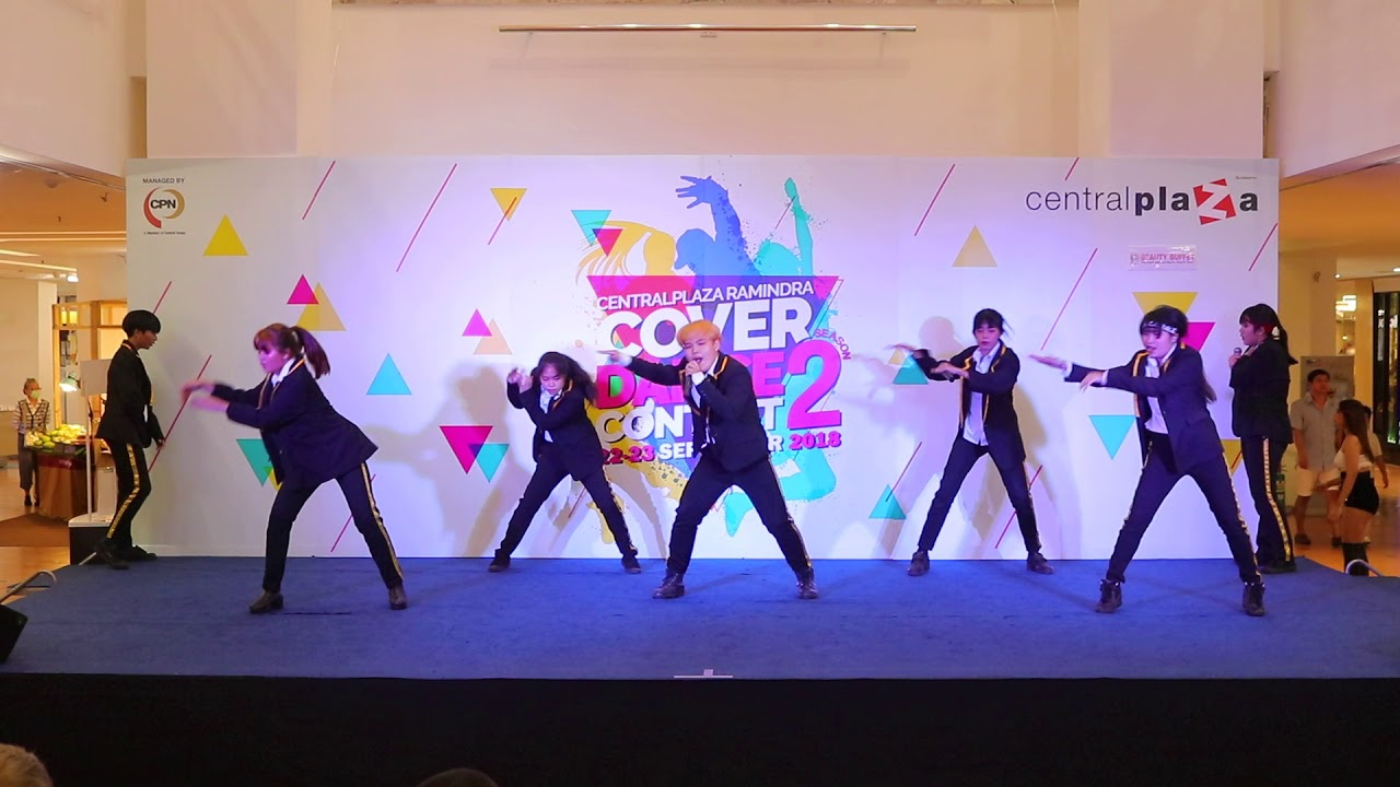 Download 23/09/61 Sven Ace cover BTS @Centralplaza Ramindra Cover Dance 2018 SS2