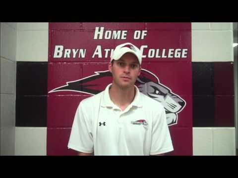 Post Game Interview with Bryn Athyn Head Soccer Coach | Robin Cooper (9/12/13)