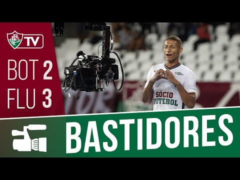 FluTV - Bastidores - Botafogo 2 x 3 Fluminense - Taça Rio