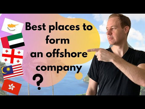 Best Places to Form an Offshore Company