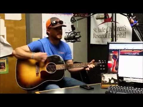 Cody Johnson Live In KKYR Studios