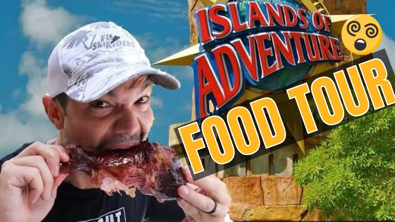 Where to Eat at Islands of Adventure 2020