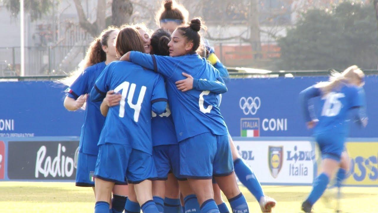 U19 Italy-Republic of Ireland 3-1