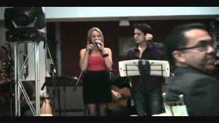 estoy enamorada-thalia. Fabiola Graterol y Miguel Angel