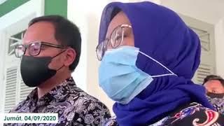 Pemkab dan Pemkot Bogor Sepakat Menguatkan Kerjasama Protokol Kesehatan Covid-19