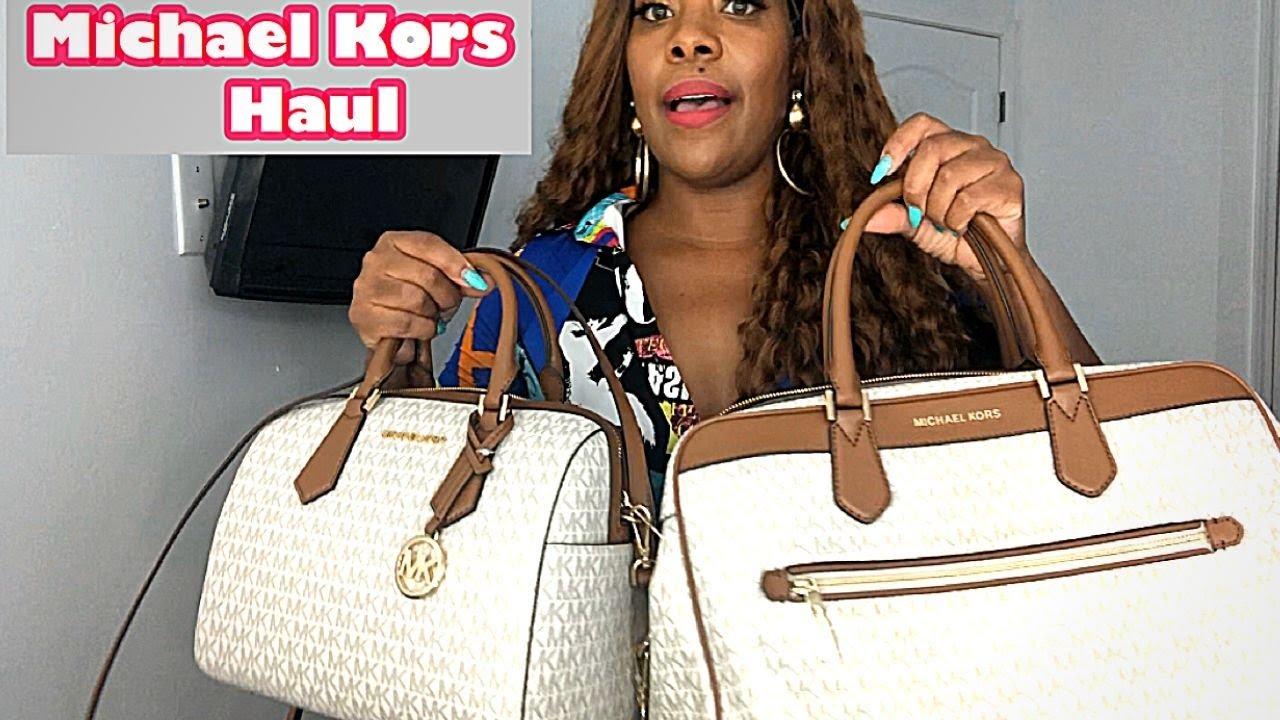Michael Kors Handbag Accessories Haul
