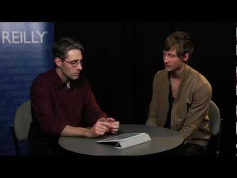Jacob Thornton interviewed at OSCON 2012