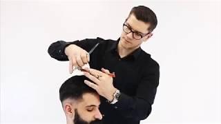Мужские стрижки Fade для начинающих барберов. Мастер-класс Сергея Рудницкого