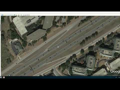 Images From Google Earth To AutoCAD