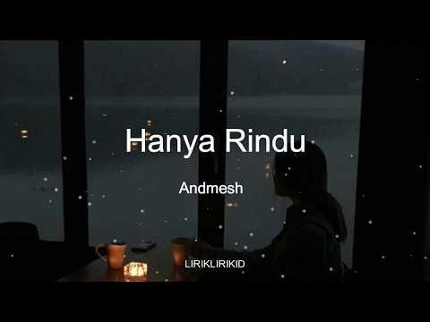 Andmesh - Hanya Rindu