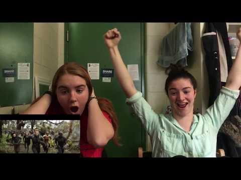 Avengers Infinity War Trailer 1 LIVE REACTION