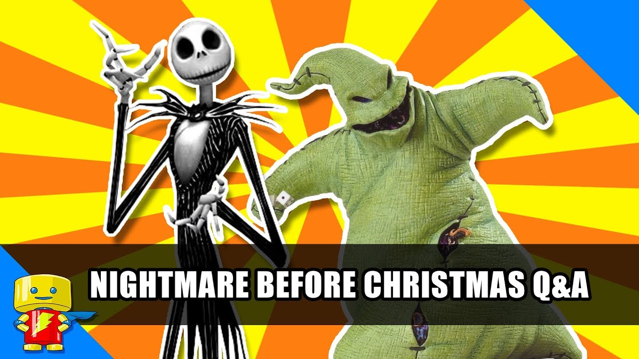 The Nightmare Before Christmas Q&A with Chris Sarandon and Ken Page ...