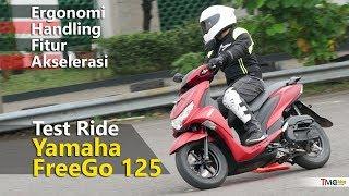 VLOG : Review Lengkap Test Yamaha FreeGo 125