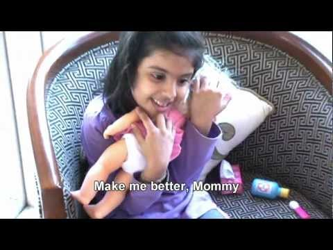 Little Mommy Toys | Baby Ah Choo Doll Toy Review