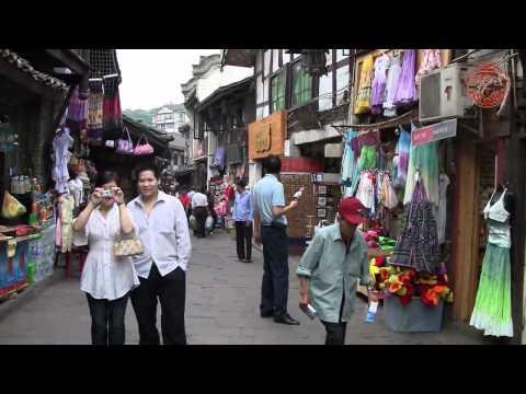 Orient Travel: 42. Chongqing 2 dzień