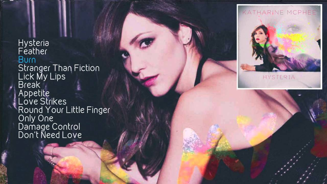 Katharine Mcphee Over It Free Download