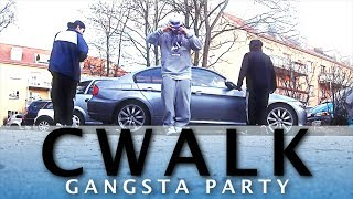 "C-Walk | TENTHCLASSIC | ""Gangsta Party"" by 2Pac & Snoop Dogg (Vol.1)"