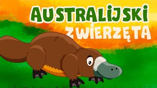 Australijski zwierzęta dla dzieci -  - bajki dla dzieci