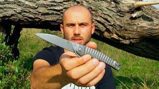Лучший складной нож лета Kizer Splinter ki3457a1