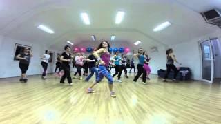 """""""Lamento Boliviano"""" (Bachata) - Zumba Fitness Choreography (ZIN 60)"""