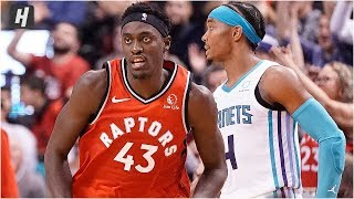Charlotte Hornets vs Toronto Raptors - Full Game Highlights | November 18, 2019 | 2019-20 NBA Season