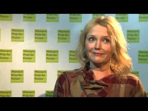 Actress & Chair of the Women's Prize Miranda Richardson shares her  judging panel experiences.mp4
