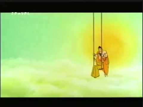 Janani Me RAM Doot HANUMAN-Full HD Print-Awesome Bhajan From Cartoon Network Ramayan.mp4