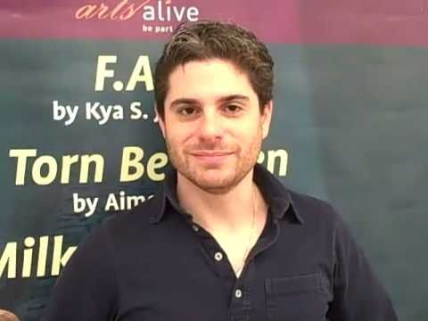 An Interview With PYP Alum And Actor Jesse Bernstein